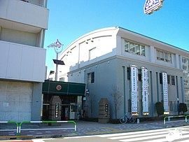 Musashino Junior High School & High School.JPG