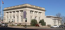 Museum of Nebraska Art building