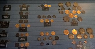 Museum on the Mound - Image: Museum on the Mound Coinage 01 2016