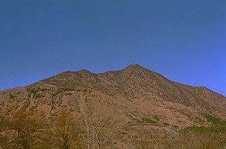 Monte Musinè - Musinè's south face