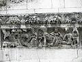 Nîmes (30) Cathédrale Frise 06.JPG