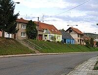 Němčičky, main street 2.jpg