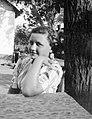 Női portré, 1937 Fortepan 2681.jpg