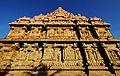 N-TN-C94 Gangaikonda Cholapuram Brihadiswara Temple Gopuram Backside View.jpg