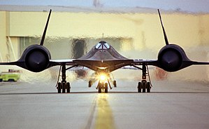NASA's SR-71A aircraft taxiing.jpg