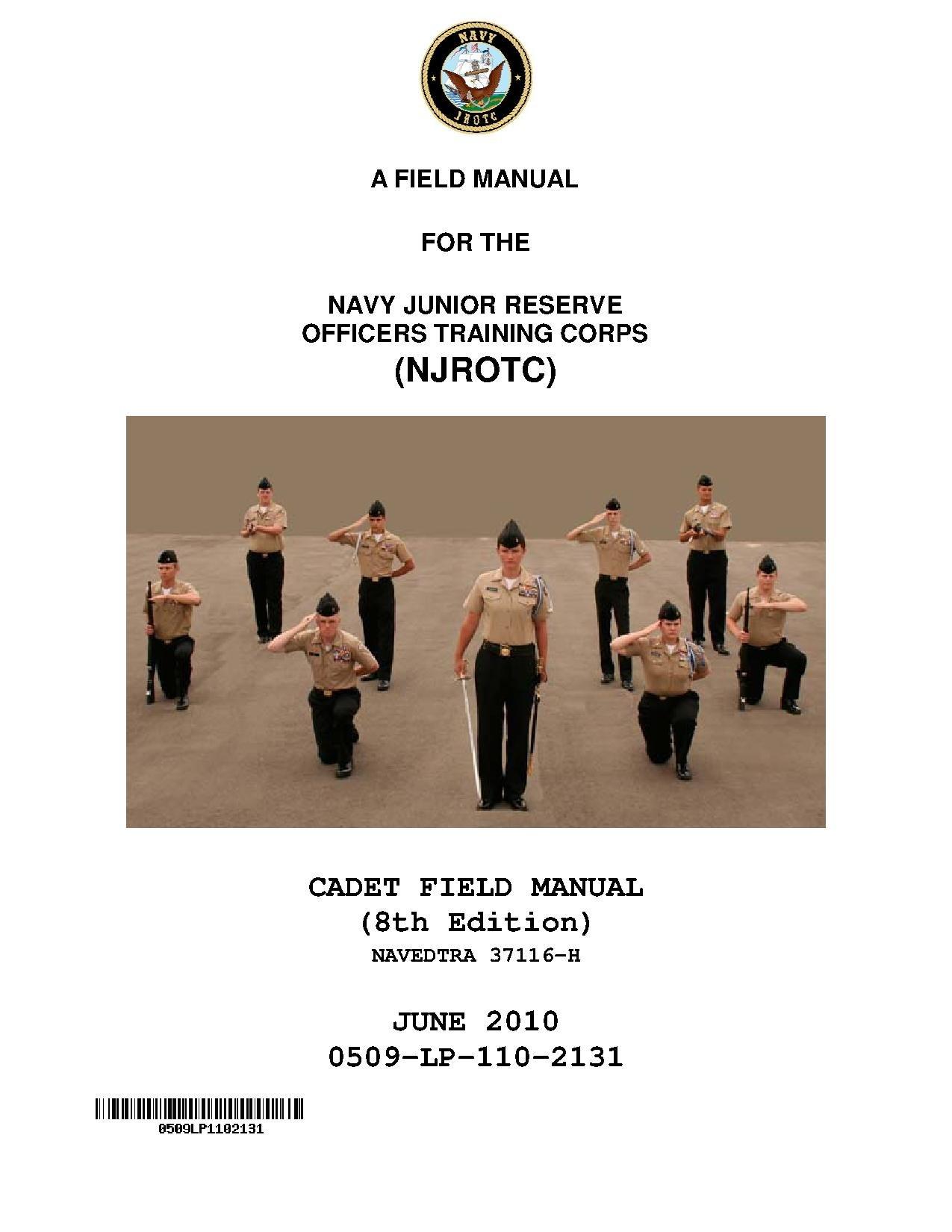 File:NJROTC Cadet Field Manual (June 2010).pdf - Wikimedia Commons