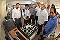 NMST Delegates Visit Computer Laboratory With NCSM Officers - Kolkata 2017-06-19 2172.JPG