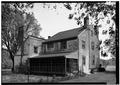 NORTHWEST AND SOUTHWEST SIDES - Brecknock, U.S. Route 13, Camden, Kent County, DE HABS DEL,1-CAM,3-7.tif