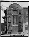 NORTH (STREET) FACADE - 116 Washington Avenue (House and Office), Albany, Albany County, NY HABS NY,1-ALB,23-2.tif