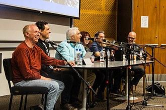 NZ Skeptics - Image: NZ Skeptics Conference 2014 SGU live recording