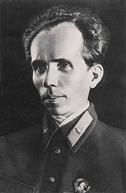 Nikolaj Alexejevič Ostrovskij
