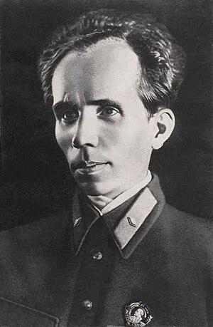 Nikolai Ostrovsky - Nikolai Ostrovsky
