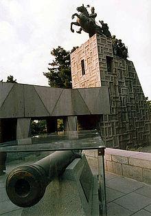 مقبره نادرشاه در مشهد