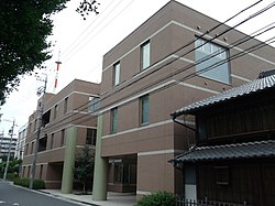 Nagoya Bunka Gakuin College of Child Care 20140824.JPG
