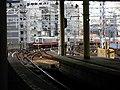 Nankai Nanba station platform - panoramio (1).jpg