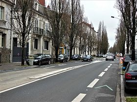 Image illustrative de l'article Boulevard Robert-Schuman (Nantes)