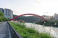Nanyang Bridge View from North 20141120a2.jpg