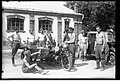 Narcyz Witczak-Witaczyński - Grupa szkolna motocyklowa w koszarach w Garwolinie (107-896-5).jpg