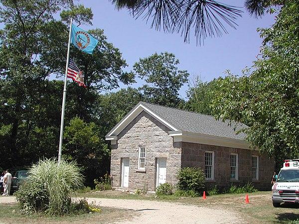 Narragansett Indian Church Rhode Island