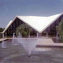 National Cowboy and Western Heritage Museum (May 1972).jpg