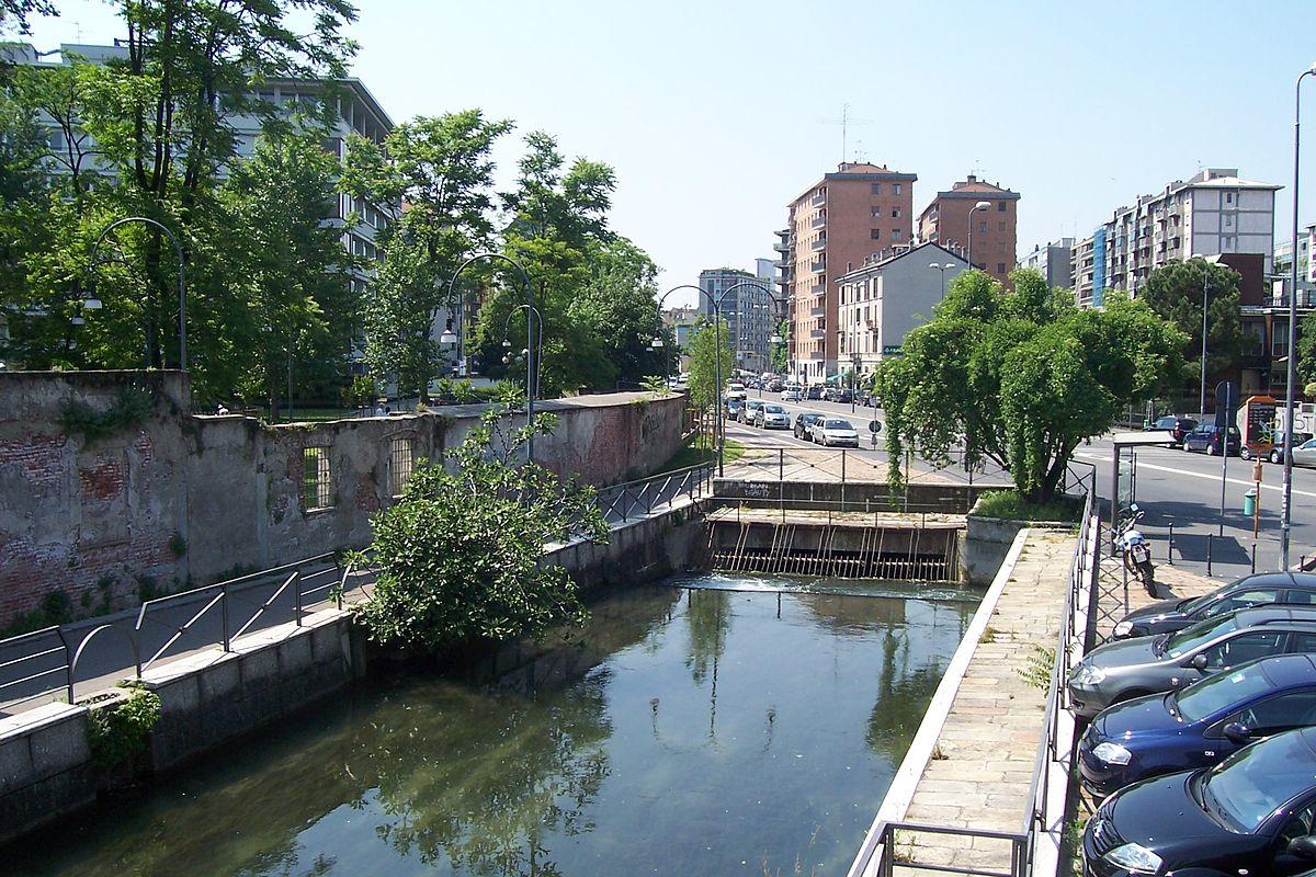 Da Via Melchiorre Gioia Milano A Villa Teodolinda Villa D Adda