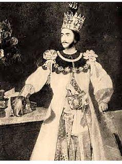 Mubarak Ali Khan II Nawab Nazim of Bengal, Bihar and Orissa (Nawab of Bengal)