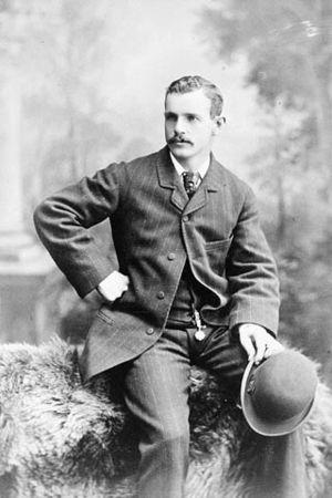 Ned Hanlan - Ned Hanlan, 1887