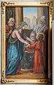 Neenstetten Ulrichskirche Südempore Bild 8 Der zwölfjährige Jesus im Tempel von Friedrich Dirr 2020 08 24.jpg