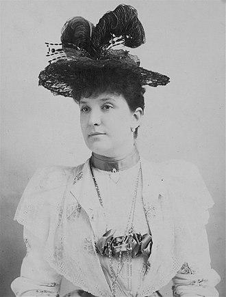 Nellie Melba - Nellie Melba, c. 1892