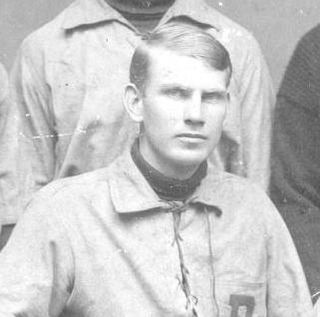 Nelson Graves American cricketer