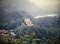 Neuschwanstein View of Hohenschwangau (9813040223).jpg