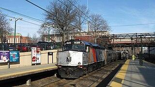 Morristown Line