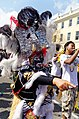 New Orleans Mardi Gras 2017 Zulu Parade on Basin Street by Miguel Discart 20.jpg