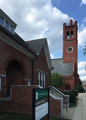 Nichols College - Image: Nichols College, Dudley, MA