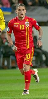 Nicolae Stanciu (footballer, born 1993) Romanian footballer