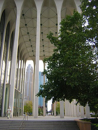 Northwestern National Life Building - Northwestern National Life Building portico