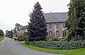 Niederaußem Klein Mönchshof Denkmal 1788.jpg