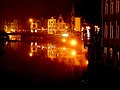 Night Scene, Gent, Belgium. - panoramio.jpg