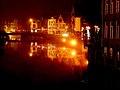 Night Scene, Gent, Belgium. - panoramio.jpg
