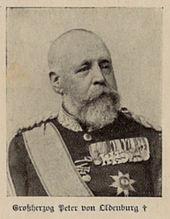 Nikolaus Friedrich Peter von Oldenburg (Quelle: Wikimedia)
