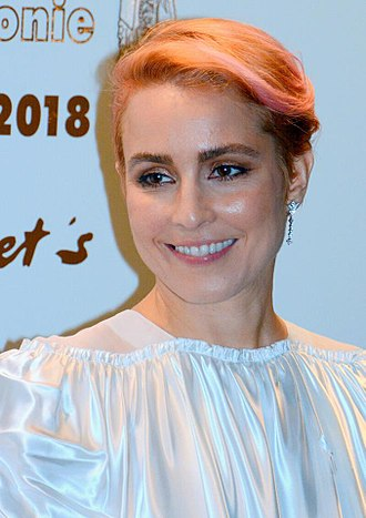 Noomi Rapace - Rapace at the 2018 César Awards