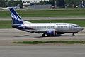 Nordavia, VP-BKU, Boeing 737-505 (16430306706).jpg