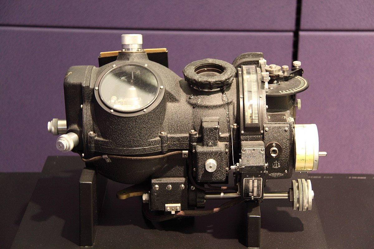 The Norden Mk. XV, known as the Norden M series in U.S. Army service, is a bombsight that was used by the United States Army Air Forces (USAAF) and th