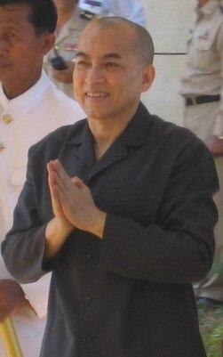 Norodom Sihamoni (2007) (crop)
