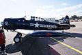 North American SNJ-4 Texan VMF-231 LSide TICO 13March2010 (14619569213).jpg