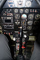 North American TP-51D-30-NA Mustang Crazy Horse 2 Cockpit Stallion51 19Jan2012 (14797273318).jpg