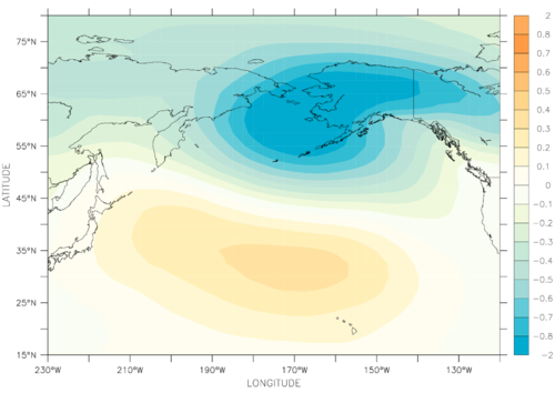 The NPO pattern. North Pacific Oscillation.png