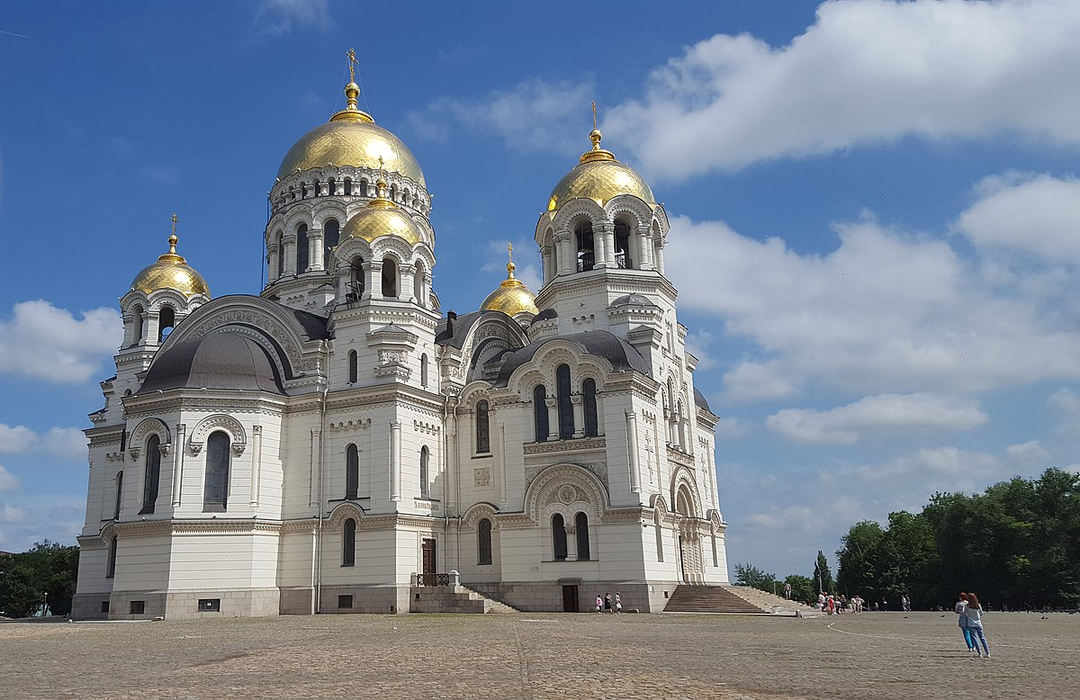 Ascension Cathedral Novocherkassk: history, description and interesting facts 71
