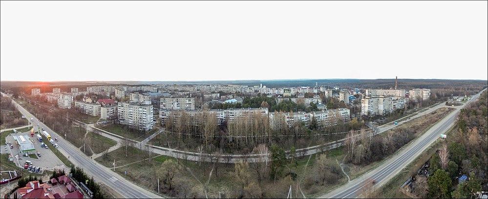 Вигляд на місто з південного боку adaf077eb7937