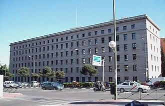 Nuevos Ministerios - Image: Nuevos Ministerios (Madrid) 04